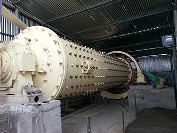 Aluminium Hydroxide Ball Mill