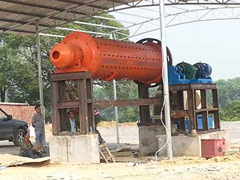 function of ball mill with animation