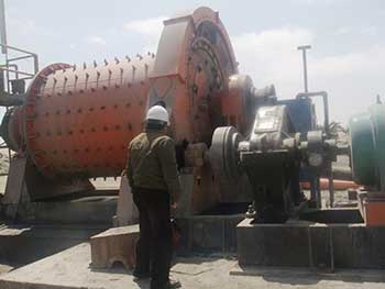 ball mills of separation