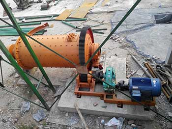 Ball Mill An Overview Sciencedirect Topics
