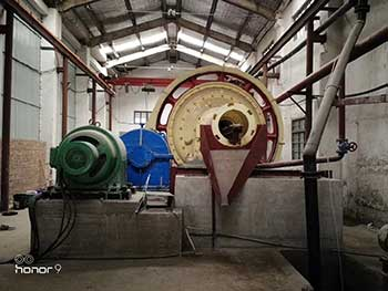 Production Capacity Of Ball Mills