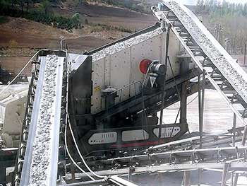 Foldable Belt ConveyorTruck Loading and Unloading