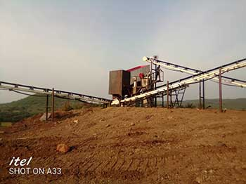 Largeangle Belt Conveyor