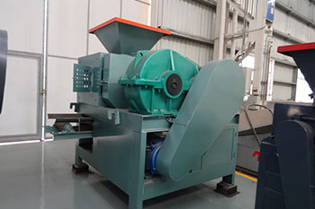 Complete Project Of Biomass Briquetting Machine