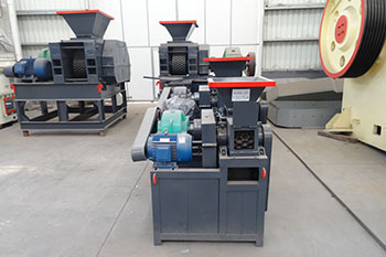 Charcoal Briquette Machinecharcoal Briquetting