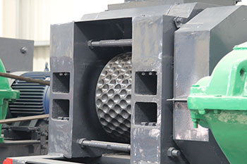 Charcoal Or Coal Briquette Machine