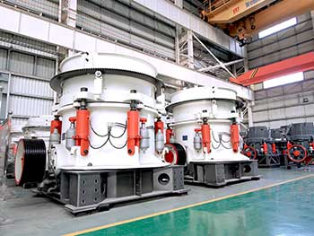 Manufacturer Of Cone Crushers Crushers By Metso India