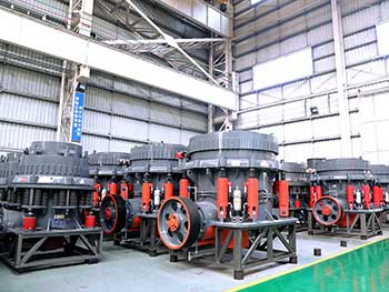 WL Cone Crusher