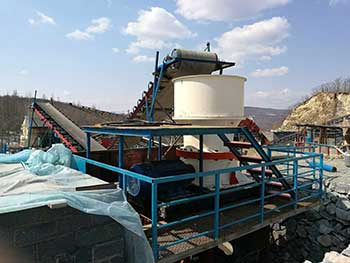 mini spring cone crusher mtm crusher in quarry samac crusher