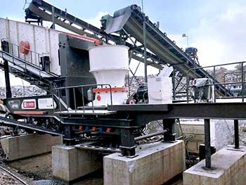 Stone Cone Crusher Manufacturers In India