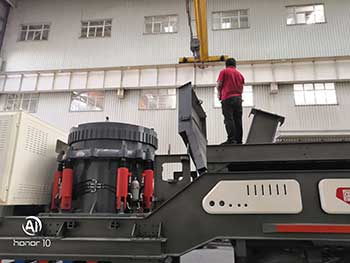 The Optimal Cone Crusher For Crushing Plant