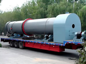 rotary dryer supplier in india