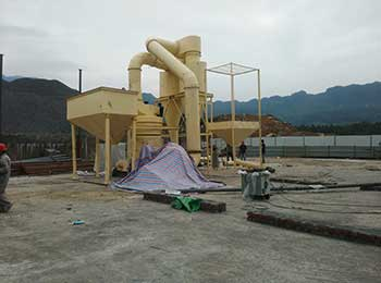 project on fabrication of grinding mill mines crusher for sale