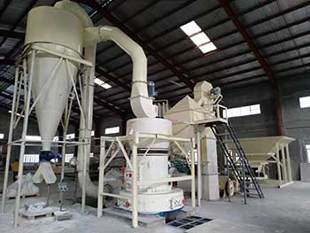 vertical grinding mill powder making machine