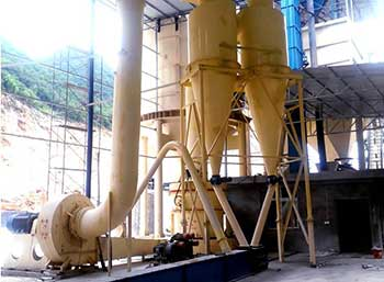 What Is The Difference Between A Raymond Grinding Mill And