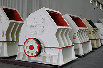 vertical ring hammer crusher