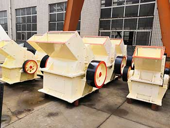 high efficiency woods crusher and hammer mill