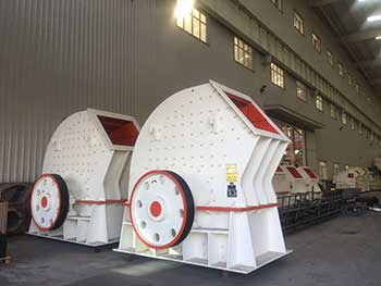 Hammer Crusher Exporters in India