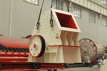 operation and maintenance of hammer crushers
