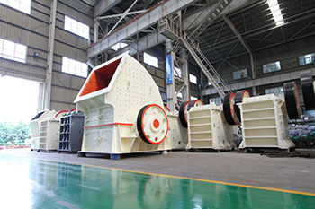 feldspar crushing production hammer crusher
