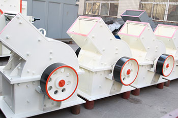 Crushers And Lumpbreakers For Mining Schutte Hammermill