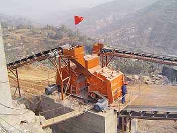 Tyre Impact Crusher Plant | China First Engineering