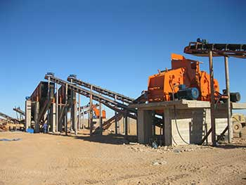 various coarse impact crusher operating