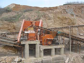 good quality china iron ore vibrating screen machine