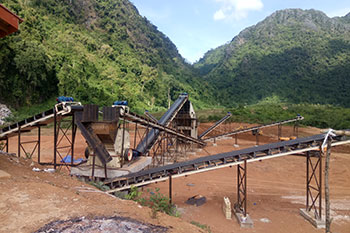 china impact crusher and screening plant
