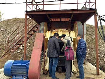 nordberg c150 jaw crusher