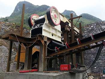 the nordberg lt110 jaw crusher an optimal combination of high