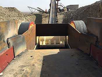 Crusher Backingpound Manufacturers India