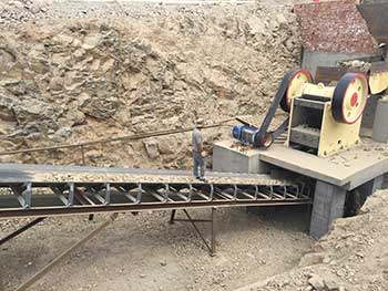 stage crusher jaw cone vsi