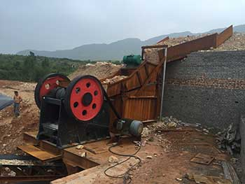 Jaw Crusher For Ballast Products Kefid Machinery