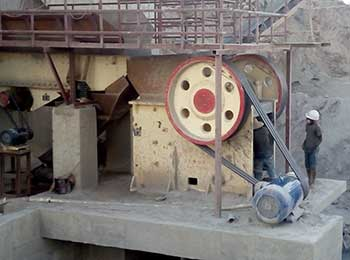 3 stage rock crusher jaw cone vsi 2 used ballast crusher