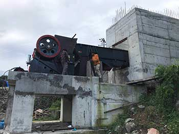 jaw crusher data and their crushing work inde mining