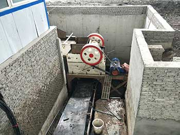Limestone Crusher In Pakistan