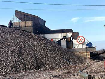 Stone Crusher Plant In Karnataka