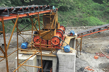 papers for coal Rock Jaw crusher