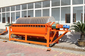 what is the weight of magnetic separator machine