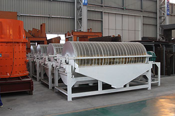 Magnetic Separators Separation Equipments