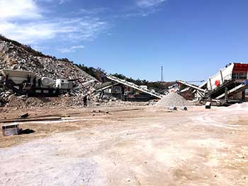 Used Crushing Screening Plants For Sale