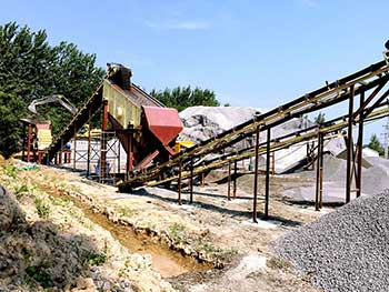 Hxjq Supplies Rock Crusher With Factory Price As A Large