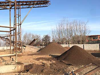 crusher business for sale