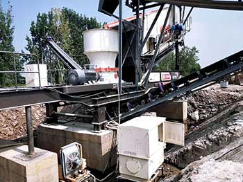 rock vibrating feeders