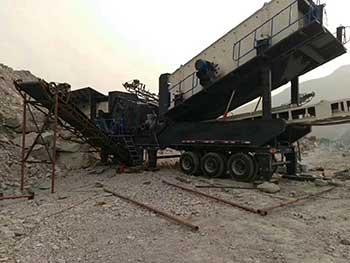 mobile crushing plant in france for sale 2017 sale