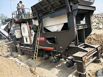 philippines coal mobile crusher