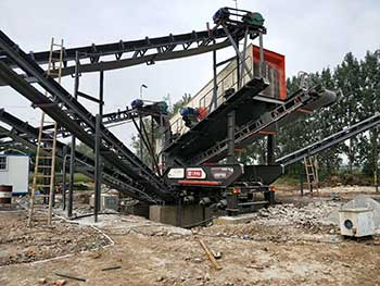 Impact Crusher Features Mobile Crushers All Over The World
