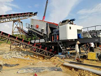 Mobile Concrete Crusher Rentals