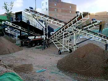 mobile crushers for hire in karnataka mining crusher